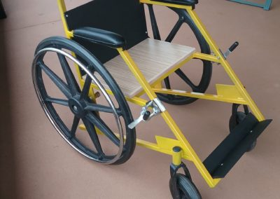 OUR WHEEL CHAIR PROGRAM